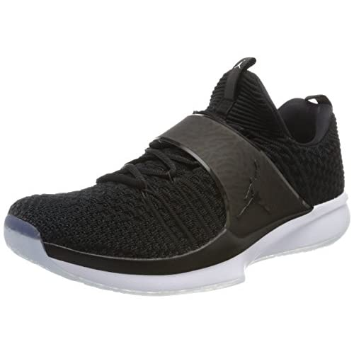 41d4ZHMtpcL. SS500  - Nike Men's Jordan Trainer 2 Flyknit Gymnastics Shoes