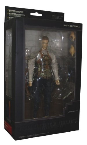Square Enix Final Fantasy Xii Balthier Play Arts Action Figure by Play Arts Kai