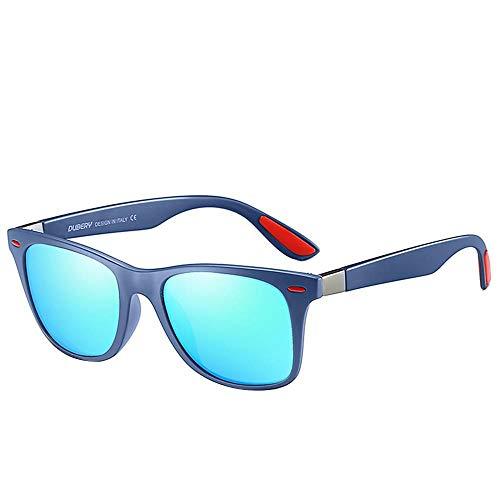 54bc4132b5 Gafas de Sol Unisexo Lentes de Sol Polarizadas UV400 Moda Deportivas Marco  Irrompible 100% de