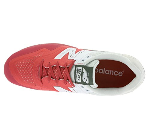 New Balance 996 Reengineered, Baskets Mode Homme Rouge
