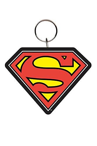 GB eye LTD, Superman, Logo, Portachiavi