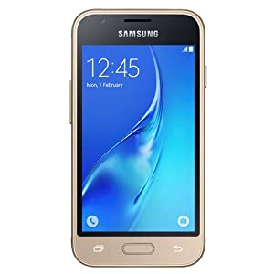 Samsung Galaxy J1 Mini Gold J105H Duos Dual Sim Android Smartphone Ohne Simlock