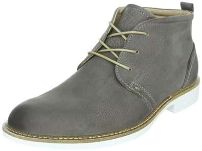 Ecco ECCO BIARRITZ 630014, Chaussures à lacets homme - TR-B2-Gris-154, 43 EU