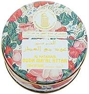 Al Haramain Oud Ma'Al Attar Medium Bakhoor Incense, 5