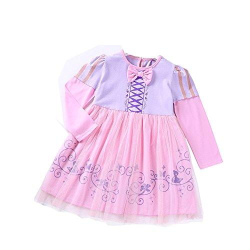 Das beste Kleine Mädchen Prinzessin Kostüm Fancy Kleider -