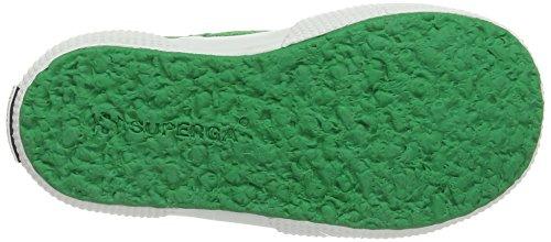 Superga 2750-Bebj Baby Classic Scarpe Walking Baby, Unisex bimbo Verde (Island Green)