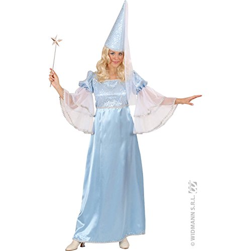Fee Kostüm Blaue - Unbekannt Aptafêtes--Kostüm Fee-Blau seidenmatt