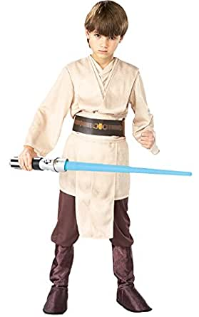 Rubie's Official Disney Star Wars Deluxe Jedi Costume Child Large L