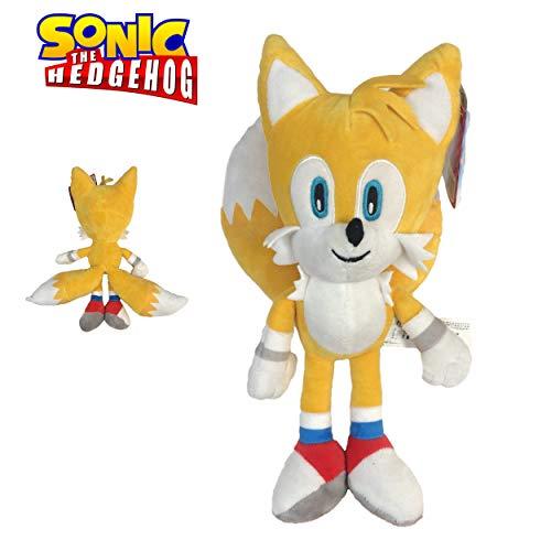 Sonic - Plüsch Tails Miles Prower 13