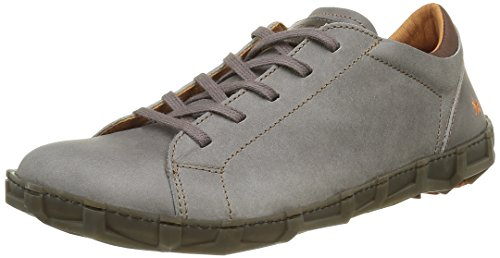 ArtMelbourne 768 - Scarpe stringate Uomo Grigio (Grey)