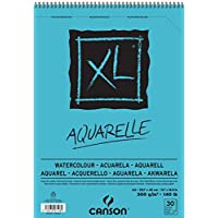 Canson XL Aquarell, Xl Aquarelle, 1, Weiß