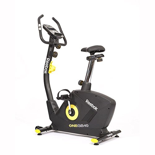 Reebok GB40 One Series Stationary Bike - Black