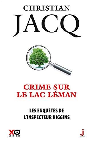 Les enqutes de l'inspecteur Higgins - tome 27 Crime sur le lac Lman