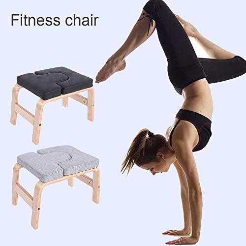 cosyhouse Kopfstandhocker Yoga Kopfstandhocker Yoga Hocker Trainer Yoga Home Gym Handstand Gegen Müdigkeit Expedient