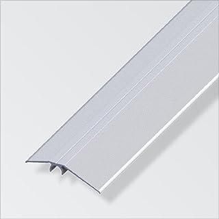 Alfer © Niveauausgleichs Profil Aluminium Silber 56mm - 1m
