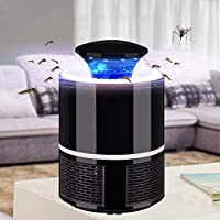 ACDGS USB LED Electric Mosquito Killer Lamp Fly Insect Bug Trap Zapper Light Indoor Safe ACDGS