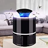 RISHIL WORLD USB LED Electric Mosquito Killer Lamp Fly Insect Bug Trap Zapper Light Indoor Safe Single Item.