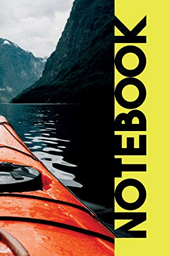 Notebook: Sea Kayak Cool Composition Book for trips canoeing near me