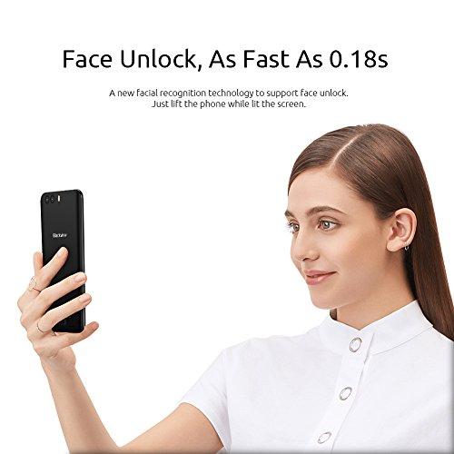 Smartphone Baratos Libres  Blackview P6000 4G M  viles  Bater  a 6180mAh 12V2A  6 GB de RAM 64 GB ROM  Pantalla T  ctil Full HD DE 5 5   Dual C  mara