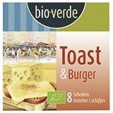 bio-verde Schmelzkäsescheiben inkl. Kühlverpackung (150 g) - Bio