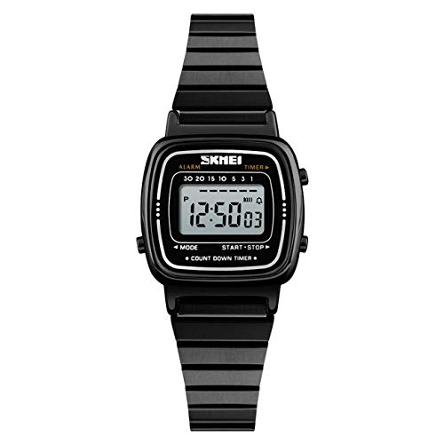 14ac6ab43bd5 Elviray Marca de fábrica Superior Reloj de Moda 30 m Impermeable  Multifunción LED Reloj Digital Negocio Casual