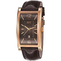 ESPRIT Collection Plutus Men's Watch Analogue Quartz Leather EL101851°F08