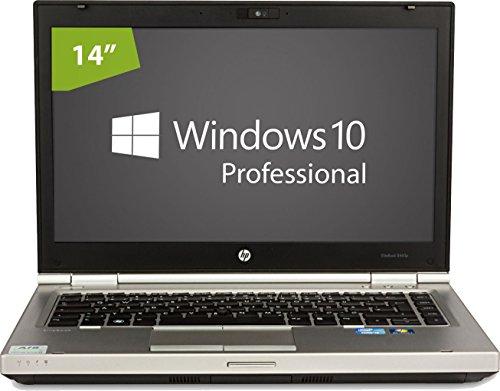 HP Notebook | Elitebook 8460p | 14 Zoll Display | Intel Core i5-2520M @ 2,5 GHz | 4GB DDR3 RAM | 500GB HDD | DVD-Brenner | Windows 10 Pro vorinstalliert (Zertifiziert und Generalüberholt)