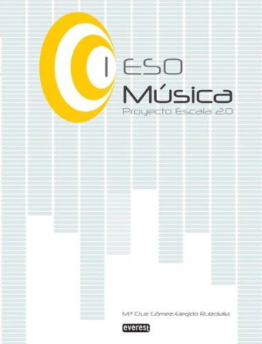 Música I de ESO. Proyecto Escala 2.0 - 9788444172729