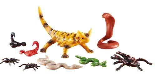 PLAYMOBIL ANIMALES EXOTICOS REF 6476 EN