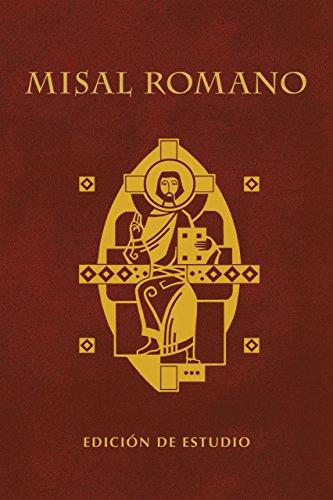 Misal Romano Edición de Estudio