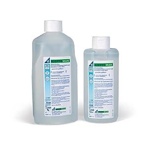 Aseptoman parfümfrei Händedesinfektion Spenderflasche 1 L