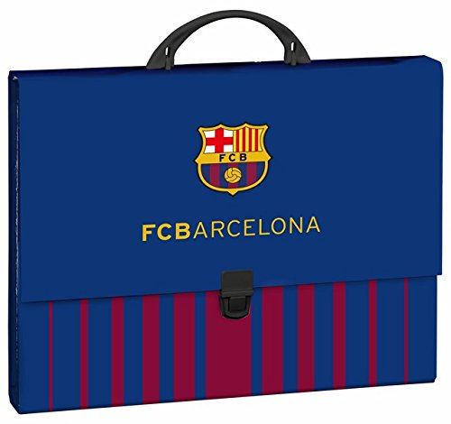 FC Barcelona – Maletín cartón (Safta 511729694)