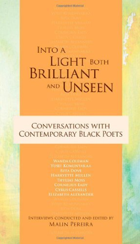 Into a Light Both Brilliant and Unseen: Conversations with Contemporary Black Poets (Sarah Mills Hodge Fund Publication) (English Edition) (Mills Hodge)