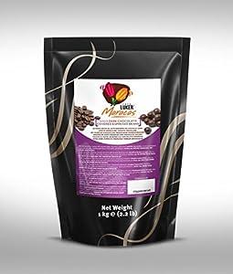 CasaLuker - Dark Chocolate covered Espresso Coffee Beans 1kg