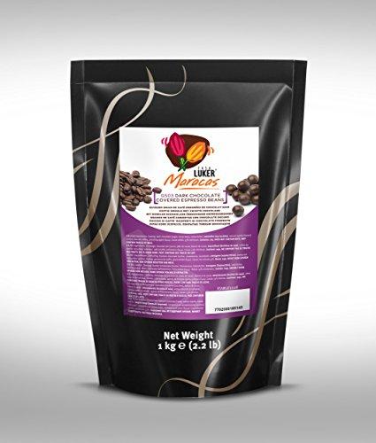 CasaLuker Dunkle Schokolade Kaffee Espresso Bohne 1 kg
