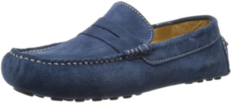 Chatham Marine Fowler - Zapatos sin cordones de cuero hombre