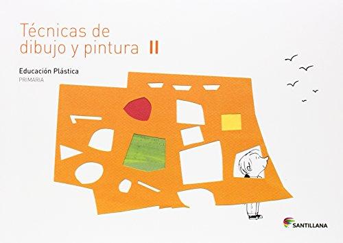 Cuaderno tecnicas de dibujo y pintura ii 2 primaria