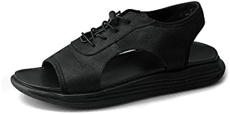 Mode Schuhe weissszlige Schuhe Sommer Schuhe Herren Freizeitschuhe Atmungsaktive Schuhe Klettern Outdoor Sommer Rutschfeste