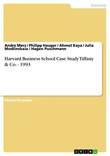 harvard-business-school-case-study-tiffany-co-1993