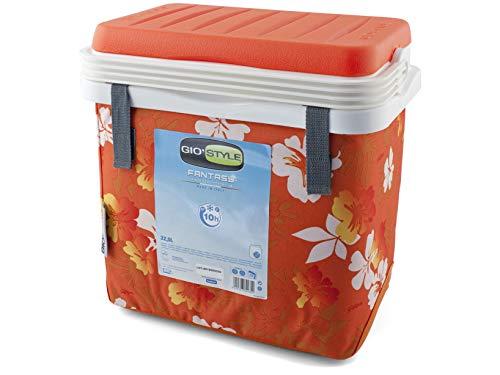 Giò Style Fantasy Kühlschrank, Orange, L 22,5 cm, Einheitsgröße