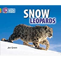 [(Snow Leopards: Lime Band 11/Copper Band 12)] [ By (author)