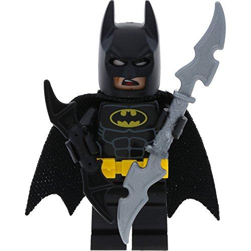 Batman Lego Minifigur Set 70903 incl. Bat-a-Rang + 1 GALAXYARMS Schwert