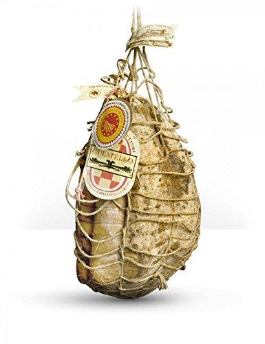 Culatello Genossenschaft von Zibello g.U. Spigaroli ganz geschnürt 4 kg ca.