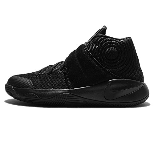 Nike Kyrie 2 (Gs), espadrilles de basket-ball homme Noir (Black (noir / argent Reflect-volt))