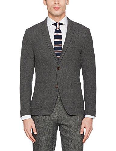 Esprit 027eo2g010, Veston Homme Rose (Grey)