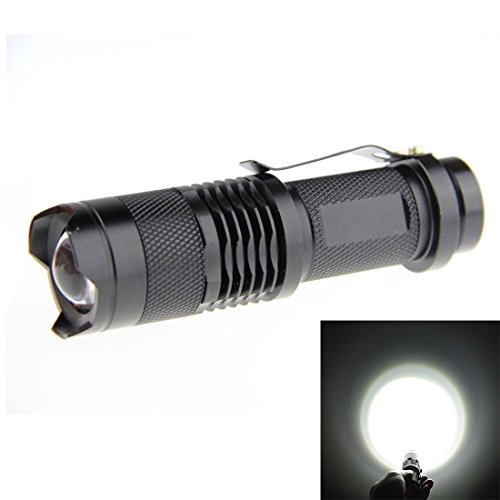 Impermeable CREE linterna LED linterna luz