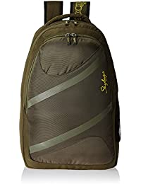 Skybags Router 26 Ltrs Green Casual Backpack (LPBPROU2GRN)