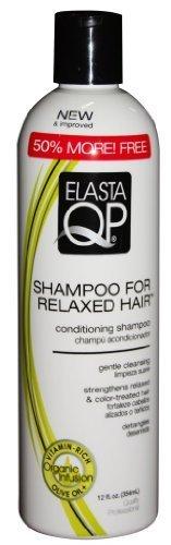 Elasta QP Shampoo for Relaxed Hair by ElastaQP