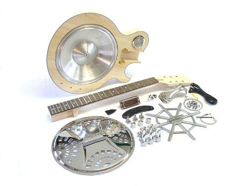 "E-Gitarren-Bausatz/Guitar DIY Kit""ML-Factory"" E-Resonator"