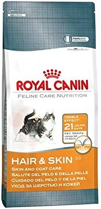 Royal Canin : Croquettes Feline Nutri Hair & Skin: 33 400g